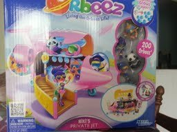 Planet Orbeez Set Niki's Private Jet by Planet Orbeez (Image #1)