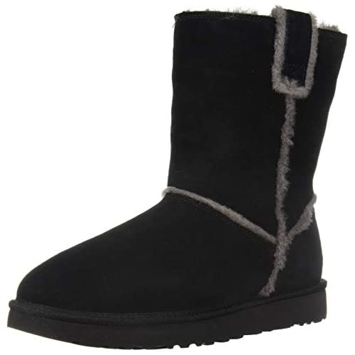 UGG Women's W Classic Short Spill Seam Fashion Boot - 3113Ia7UF4L. SS500 - Getting Down Under
