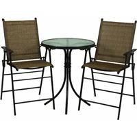 Parkview Balcony Bistro Set by Pride Family Brands