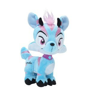 (Neopets Collector Species Series 6 Plush with Keyquest Code Striped Ixi)