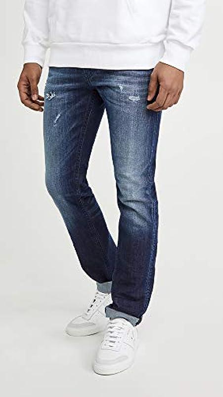 Diesel Męskie Thommer Jeans: Odzież