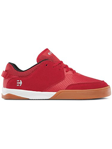 Etnies Helix Grey Black Red