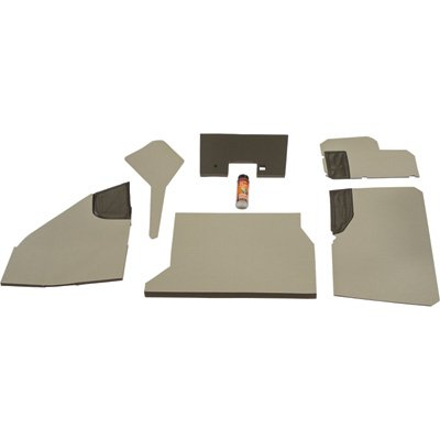 K & M Soundproofing Kit - For Magnum-Series Cabs, Model# 4033