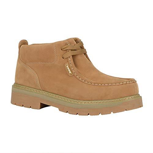 (Lugz Men's Strutt LX Boot,Cashew/Natural/Gum Thermabuck,US 14 D )