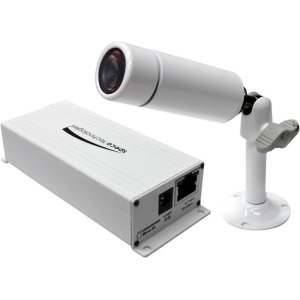 Speco 2 Megapixel Network Camera - Color - 1920 x 1080 - CMOS - Cable - Fast Ethernet - ()