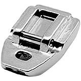 Alfa A940475000 - Prensatelas para cremalleras invisibles, acero inoxidable