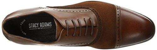 Colecciones de descuento Oferta de tienda de descuento Sedgwick Casquillo-dedo Del Pie Coñac Del Zapato De Oxford De Stacy Adams Hombres 5Ax016