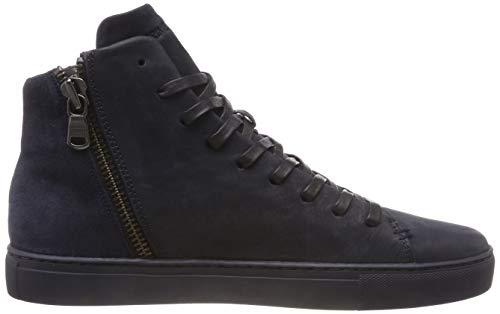 Uomo blu 40 Sneakers Crime Top High 11363aa1 London 040 Blu qWFYSg