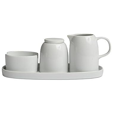 Tag 203216 Coffee Serving Set, , White