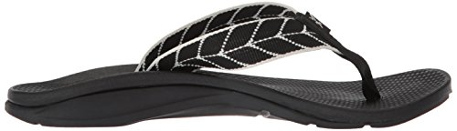Chaco ChacoFLIP Ecotread - Ecotread-Flip-Flops Damen Vendure Black