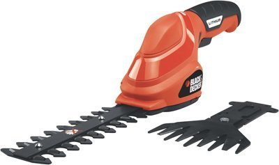 3.6V Compact Lithium Grass Shear and Shrubber by BLACK+DECKER