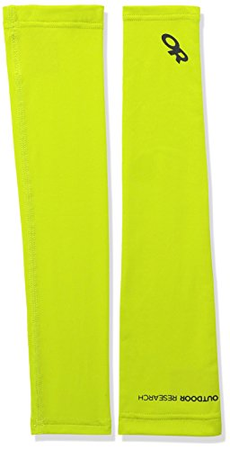 - Outdoor Research Kids' Protector Sun Sleeves, Lemongrass, Small/Medium