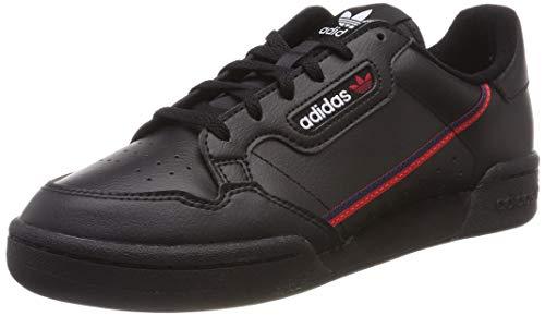 Fitness Neronegbás 80 Da Adidas maruni 000 Continental Unisex Bambini escarl JScarpe Pk8XNwOn0