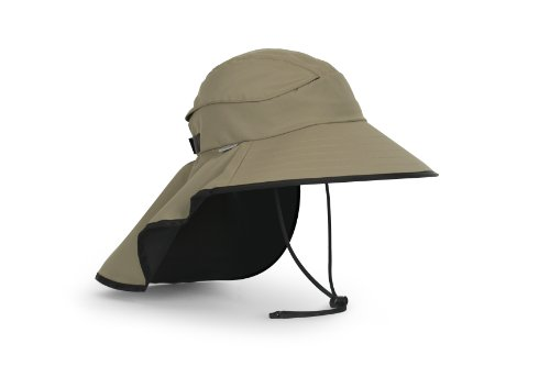 Sunday Afternoons Derma Safe Hat, Sand/Black, Large