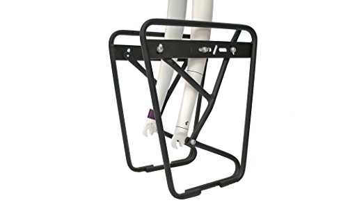RFR Lowrider Standard Fahrrad Gepäckträger schwarz