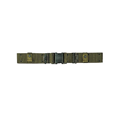 Rothco New Issue Quick Rls Pistol Belt, Olive Drab/Med