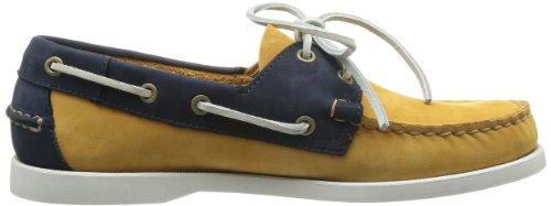 Sebago Mens Spinnaker Boat Shoe Marrone