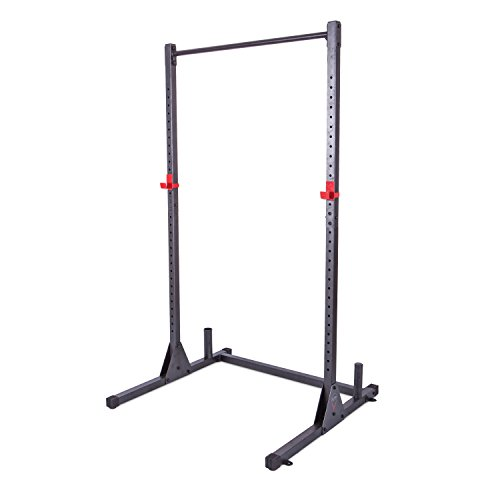 Barbell Power Rack Exercise Stand