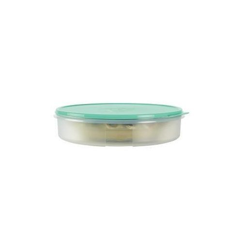 Tupperware Pizza PIE CUPCAKE 12in Round Keeper by SmileMore