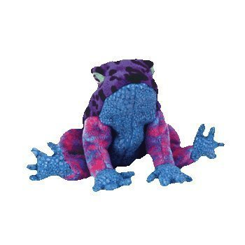 5fee39d7076 Image Unavailable. Image not available for. Color  TY Beanie Baby - DART  the Frog