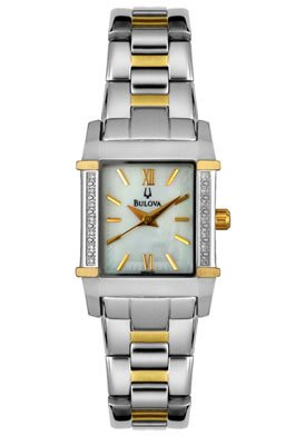 Bulova Women's Diamond Collection watch #98W10