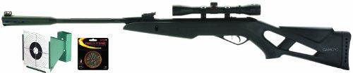 Gamo Silent Cat Air Rifle Kit, .177 Caliber
