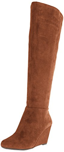 Jessica Simpson Women's royle Winter Boot, Canela Brown, 6 M US