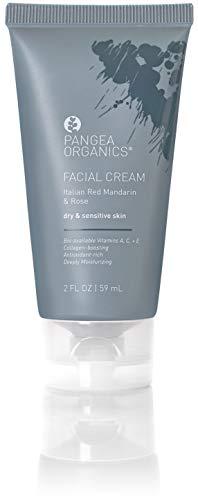 Pangea Organics Facial Cream Italian Red Mandarin Rose