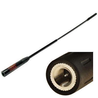 (Diamond SRH940 50/144/430 MHz Tri-Band Handheld SMA Antenna)