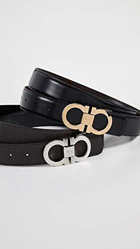 HYLIUP Mens Belt Classic Design Belt Mens Belt Youth Personality Leather Buckle Casual Smooth Buckle Belt Hand-Woven