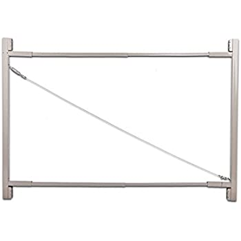 adjust a gate steel frame gate building kit 36 72 - Metal Gate Frame