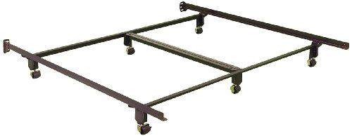 Leggett and Platt Consumer Products Group Inst-A-Matic Bed Frame with Rug Rollers, King price