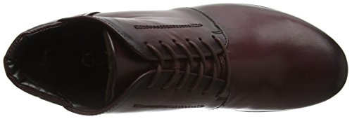 Gabor Shoes Gabor Basic, Botines para Mujer Rojo (wine Effekt)