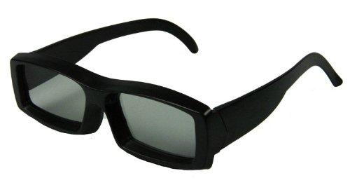 [해외]유니버설 패시브 3D 안경 - 과다 사용 - 처방 안경에 적합 - 수동 3D TV 사용 LG, Vizio, Mitsubishi, Toshiba 및 Philip/Universal Passive 3D Glasses - OVERSIZE - to fit over prescription glasses - Work with passive 3D TVs LG, Vizio, Mits...