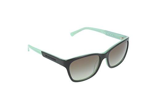 Black Armani 50458e Emporio Sonnenbrille EA4004 xnWS78zP