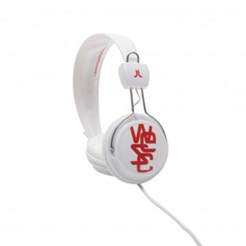 WESC 0006995468 Conga Street Headphones with Mic, True (Conga Headphones)