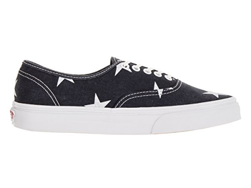 Vans Navy Trainers Blu Womens White Authentic Classic BBSn1wrqEv
