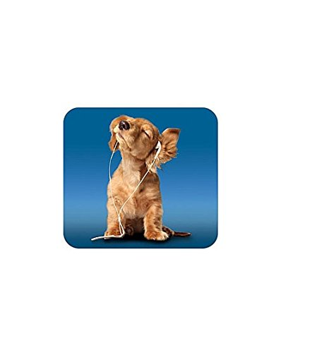 Deluxe Antimicrobial Mouse Mat (HandStands iPod Dog Deluxe Mouse Mat)