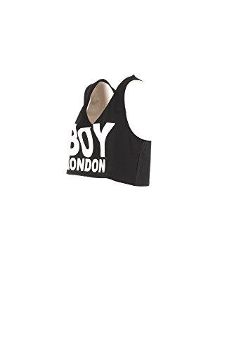 Canotta Donna Boy London S Nero Bl1037 Primavera Estate 2018
