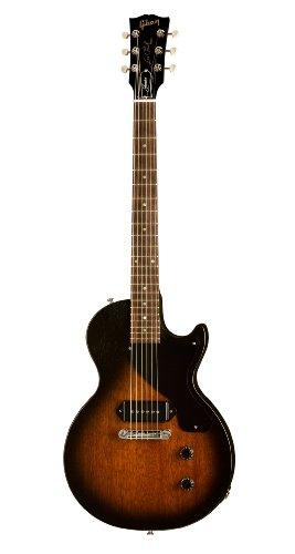 Gibson Les Paul Junior Electric Guitar, Satin Vintage Sunburst