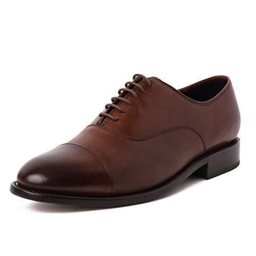 Thursday Boot Company Executive Men's Dress Shoe, Mahogany, 12 M US