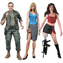 Grindhouse 7 inch Action Figure Set by NECA