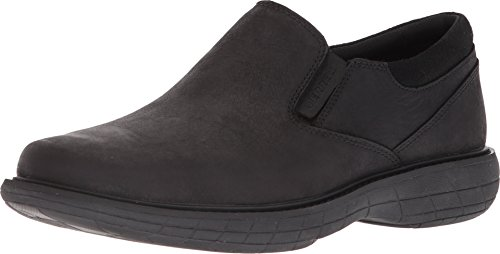 Merrell Men's World Vue Moc Black 8 W ()
