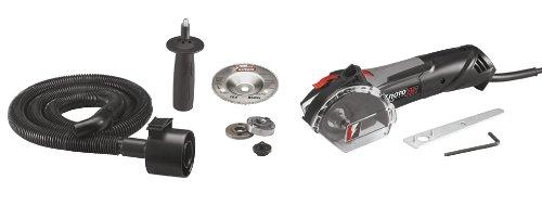 rotozip saw. rotozip rfs1000-40 zipsaw multipurpose cut-off saw kit, black rotozip