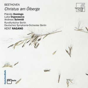 Beethoven: Christus am Olberge by Harmonia Mundi Fr.