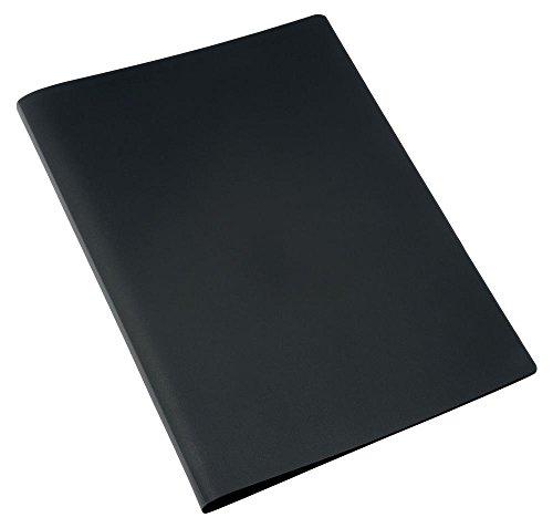 Polypropylene Display (5 Star Display Book Soft Cover Lightweight Polypropylene 40 Pockets A4 Black)