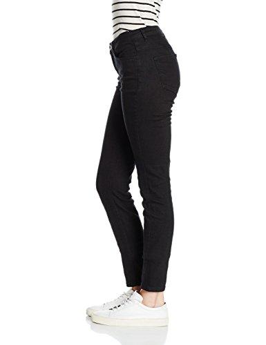 TOM TAILOR Alexa Denim, Jeans Mujer Negro (Black Denim)