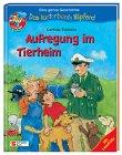Aufregung im Tierheim. ( Ab 7 J.). ebook