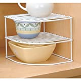 Seville Classics Expandable Kitchen Counter and Cabinet Shelf ...