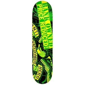 Anti Hero Foreclosure Green 7.75 Skateboard Deck